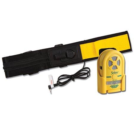 Secure Quick Release Seat Belt Wheelchair Exit Alarm Set