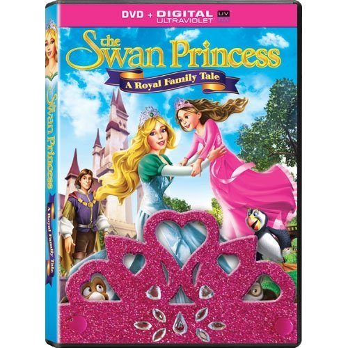 The Swan Princess: A Royal Family Tale (With INSTAWATCH) (Anamorphic Widescreen)