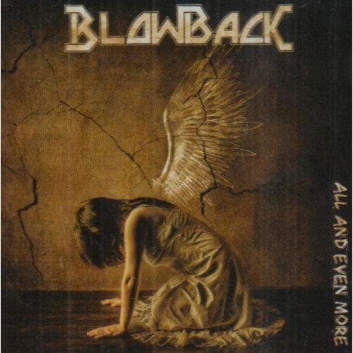 Blawback - All & Even More [CD]