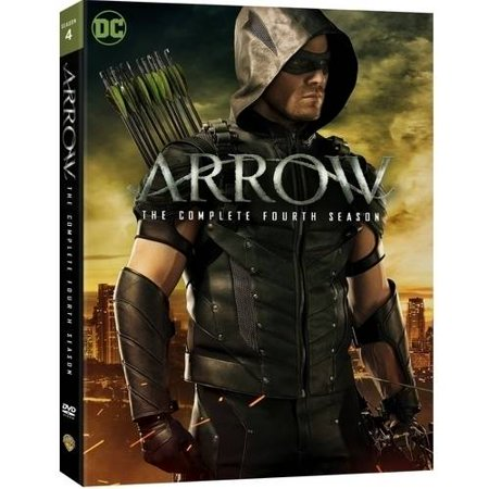 Arrow  The Complete Fourth Season