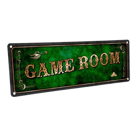 Green Game Room 4