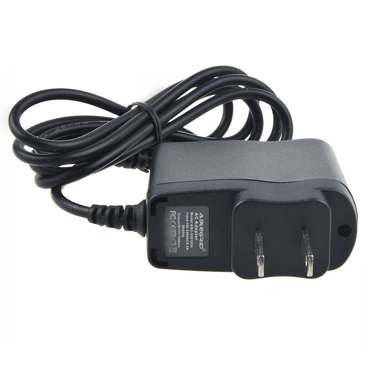 ABLEGRID AC / DC Adapter For Summer Infant 28890 Baby Wave Audio Monitor Baby Unit Power Supply Cord