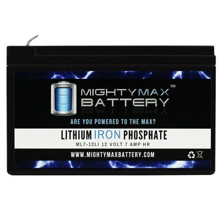 Mighty Max Battery ML7-12LI369