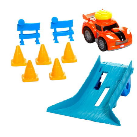 Little Tikes Slammin' Racers Stunt Jump Little Tikes Train