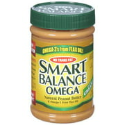 Smart Balance: Omega Extra Creamy Natural Peanut Butter, 16 Oz