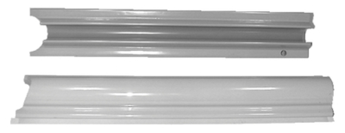 """T-H Marine Trailer Clips 12"""" L fits All Stern Drives with 3 4"""" Hydraulic Rams (Pair) by T-H Marine Supplies"""