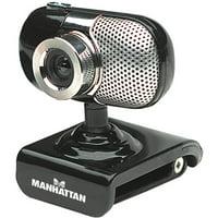 MANHATTAN 5.0 Megapixels Hi-Speed USB Webcam 500 SX (460491)