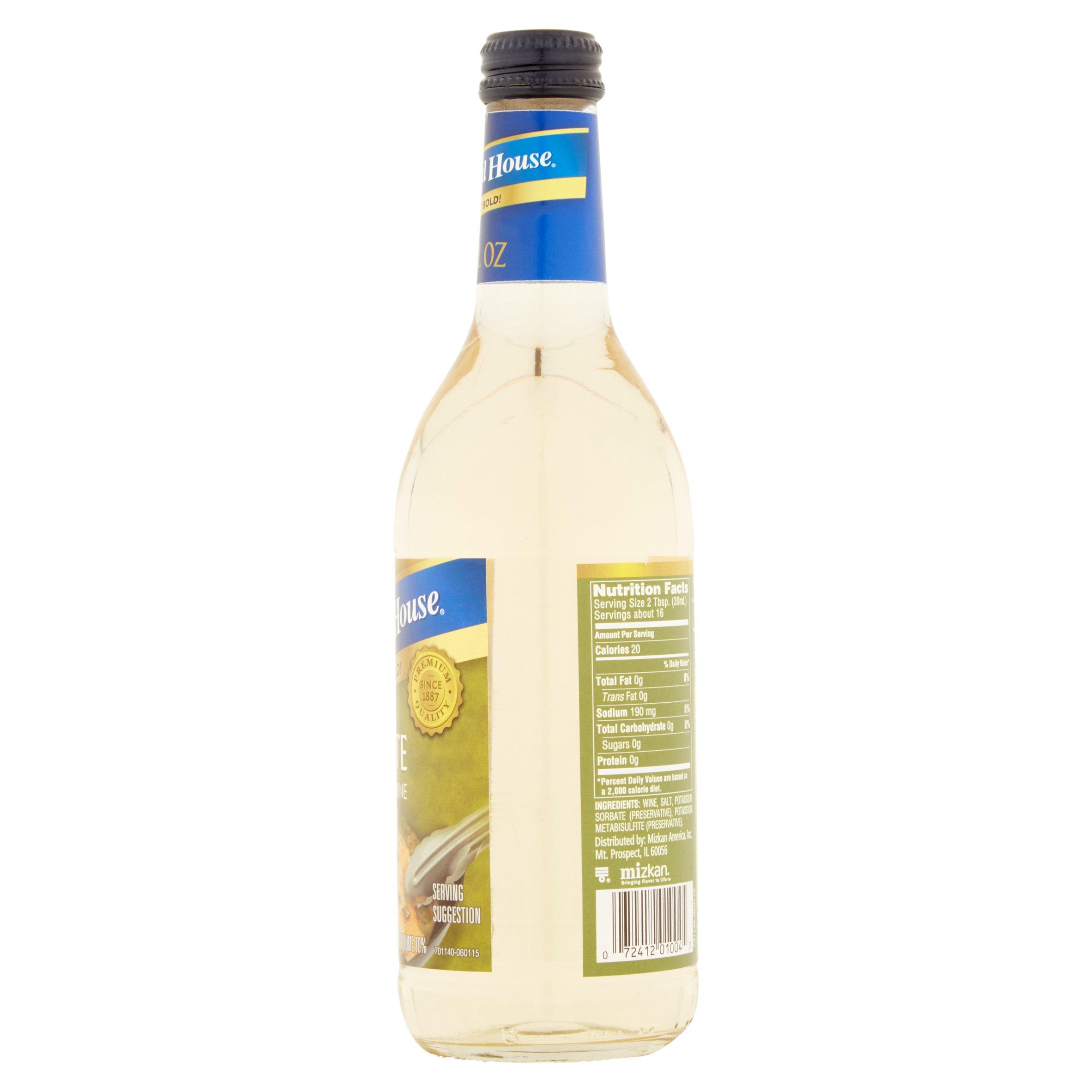 Holland House White Cooking Wine, 16 oz - Walmart.com