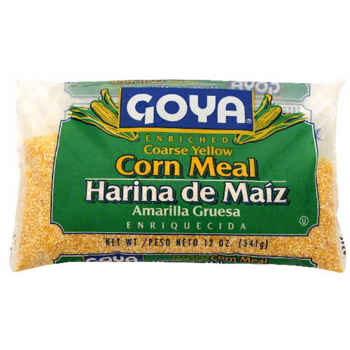 Goya Corn Meal Maiz Course, (Pack of 24)