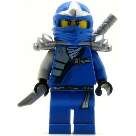 LEGO LEGO Ninjago Jay ZX with Armor and Katana Minifigure [No - Jay Ninjago Lego