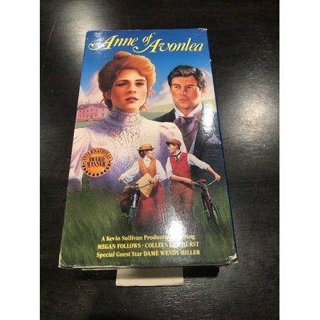 Anne of Avonlea (VHS, 1996, 2-Tape Set)