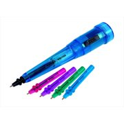 Hart Toys 017878 Squiggle Wiggle Writer Replacement Pen, Assorted Color, Pack - 4