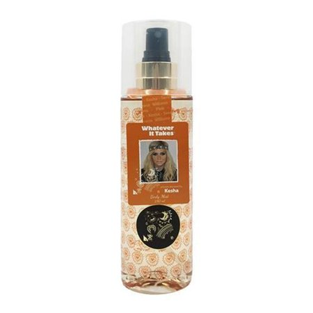 Kesha 692 8 oz Hint of French Vanilla Body Mist
