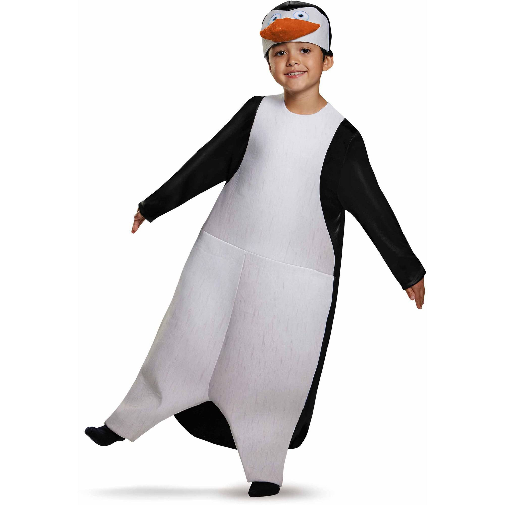 Penguins of Madagascar Skipper Classic Child Halloween Dress Up / Role Play Costume  sc 1 st  Walmart & Penguins of Madagascar Skipper Classic Child Halloween Dress Up ...