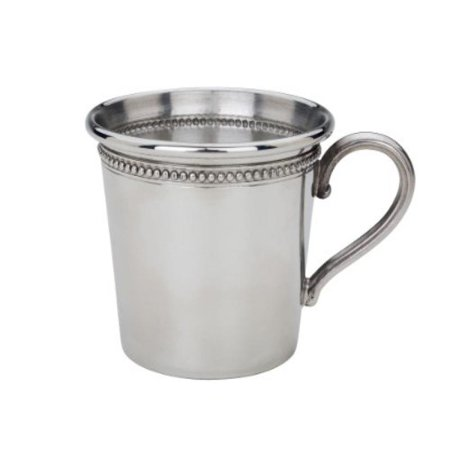 Pewter Baby Cup (Reed & Barton Baby Beads Pewter 5-Ounce Baby)
