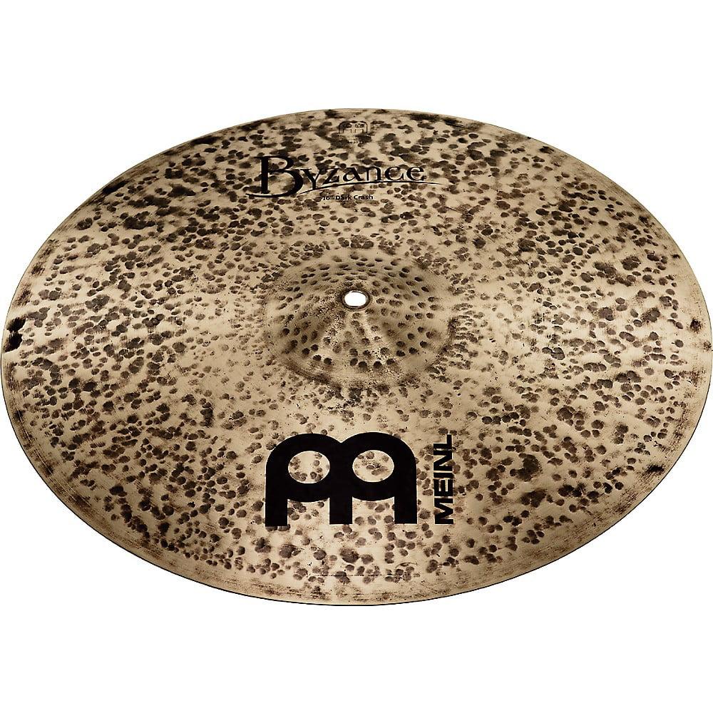Meinl Byzance Dark Crash Cymbal 18 in. by Meinl