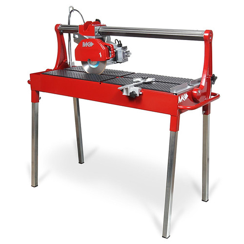 MK Diamond 159414 2 HP 10 in. Professional Wet Cutting Tile & Stone Saw