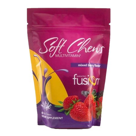 Bariatric Fusion MultiVitamin Soft Chews (60 Chews) - Available in 3