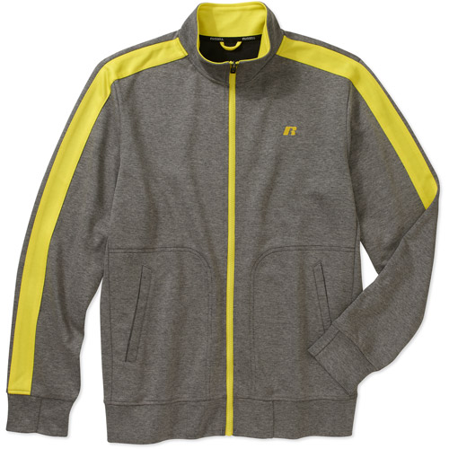 Russell Men's Performance Knit Track Jacket
