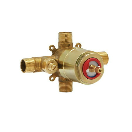 Huntington Brass P0123199 Professional   Decor Shower Rough In Valve