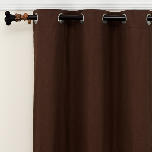 Mainstays Chino Grommets Curtain Panel