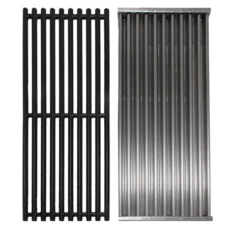 Char-Broil Pre-2015 Tru-Ir Grate and Emitter (2-3 Burners) (Cooking Grate Small)