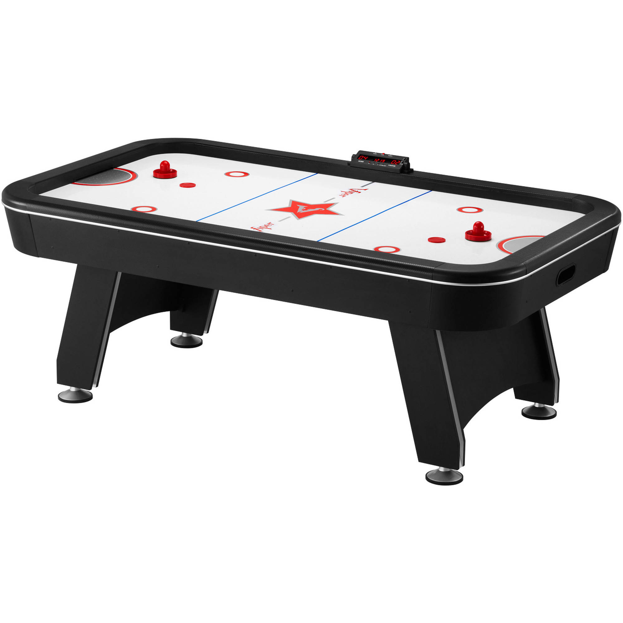"Viper Arctic Ice Air-Powered Hockey Table, 84""L x 32""W x 48""H"