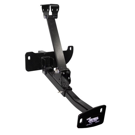 Torklift F4000 Camper Tie Down  Frame Mount; Drilling Required; Powder Coated; Black; Forged Steel; Set Of 2 - image 2 de 2