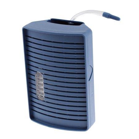 Aquarium tank pump corner air driven cartridge filter blue for Fish filter walmart