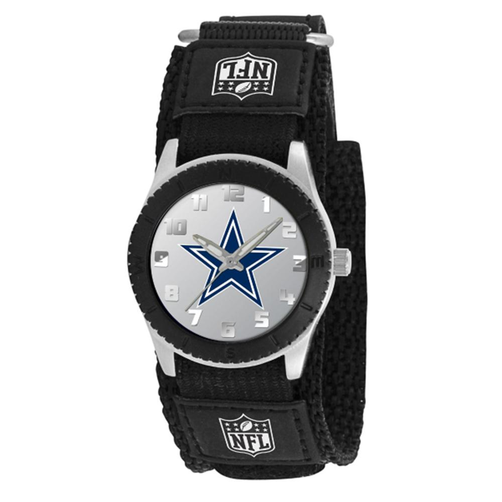 "Game Time Dallas Cowboys Nfl Kids ""rookie Series"" Watch (black)"