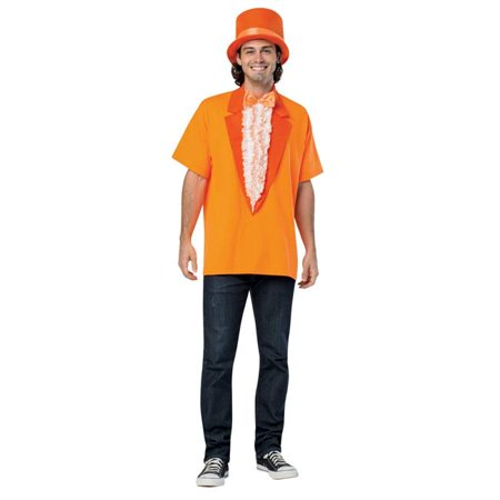 Morris Costumes GC4974 Dumb & Dumber Lloyd T-Shirt Costume - Kids Dumb And Dumber Costume