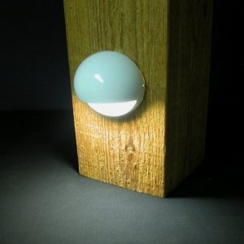 Aurora Tech Nebula Eyeball Rail LED Light - White