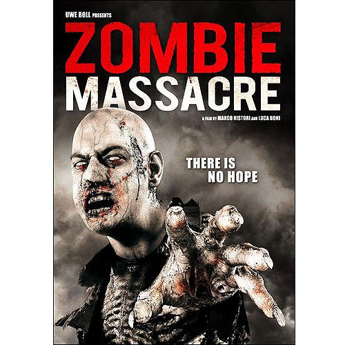 Zombie Massacre (Widescreen)