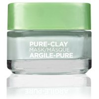 L'Oreal Paris Skin Expert Pure Clay Mask, Purify & Mattify 1.7 oz