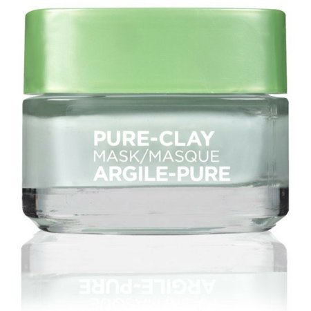 2 Pack - L'Oreal Paris Skin Expert Pure Clay Mask, Purify & Mattify 1.7 (L Oreal Paris Pure Clay Detox Mask Review)