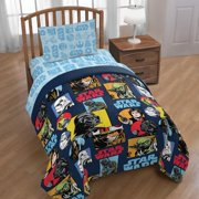 Star Wars Galactic Grid Bed in a Bag Bedding Set