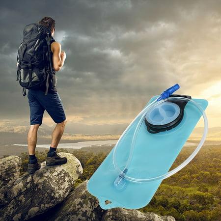 Tuscom 2 Liter Camelback Water Hydro Backpack Bag Reservoir Hydration Pack Bladder
