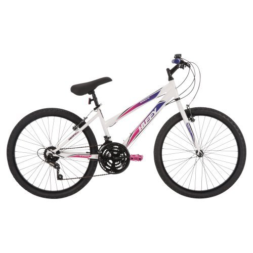 Huffy Granite 24 in. Mountain Bike - White