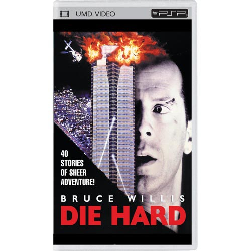 Die Hard (UMD Video For PSP)