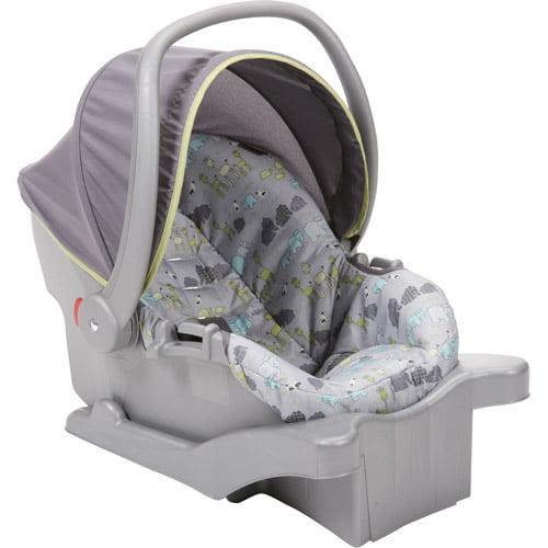 Cosco Juvenile Comfy Carry Jungle Parade II Infant Car Seat