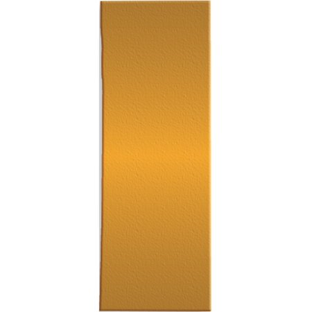 3/4 x 2 1/8 Brass Plates-Sets of 6 (0.75x2.13mm) - image 1 of 1