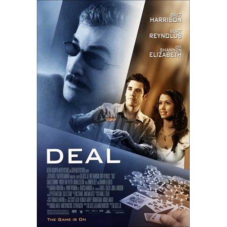 Deal Poster Movie Mini Promo