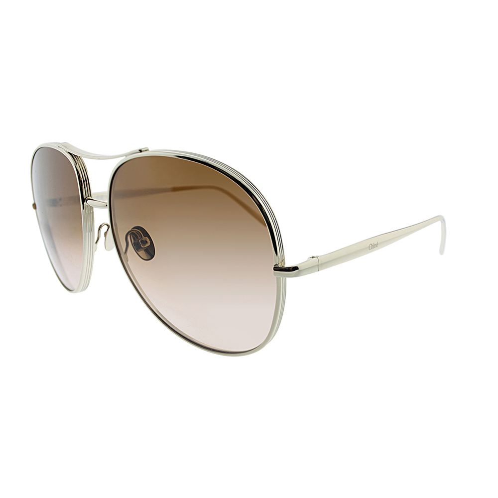 Sunglasses Chloe Ce 127 S 743 Gold Brown