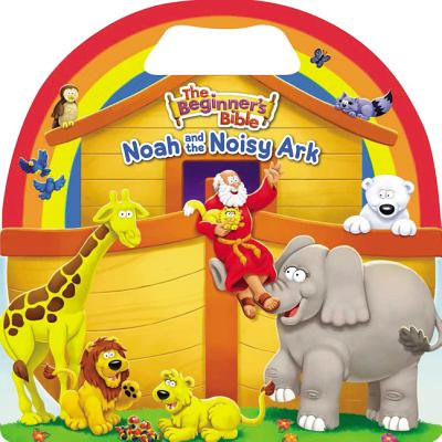 Noahs Ark Card Game - The Beginner's Bible Noah and the Noisy Ark (Board Book)