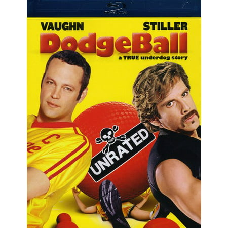 Dodgeball: True Underdog Story (Unrated) (Blu-ray)