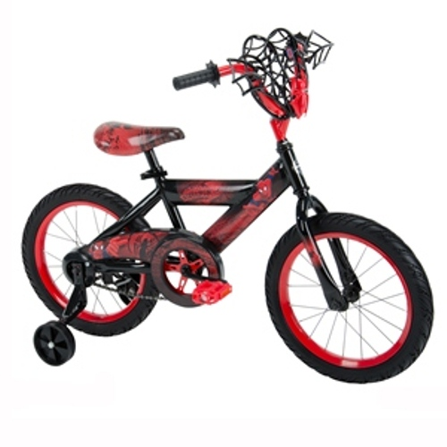Huffy Boys Bike, Marvel Spiderman - 16''