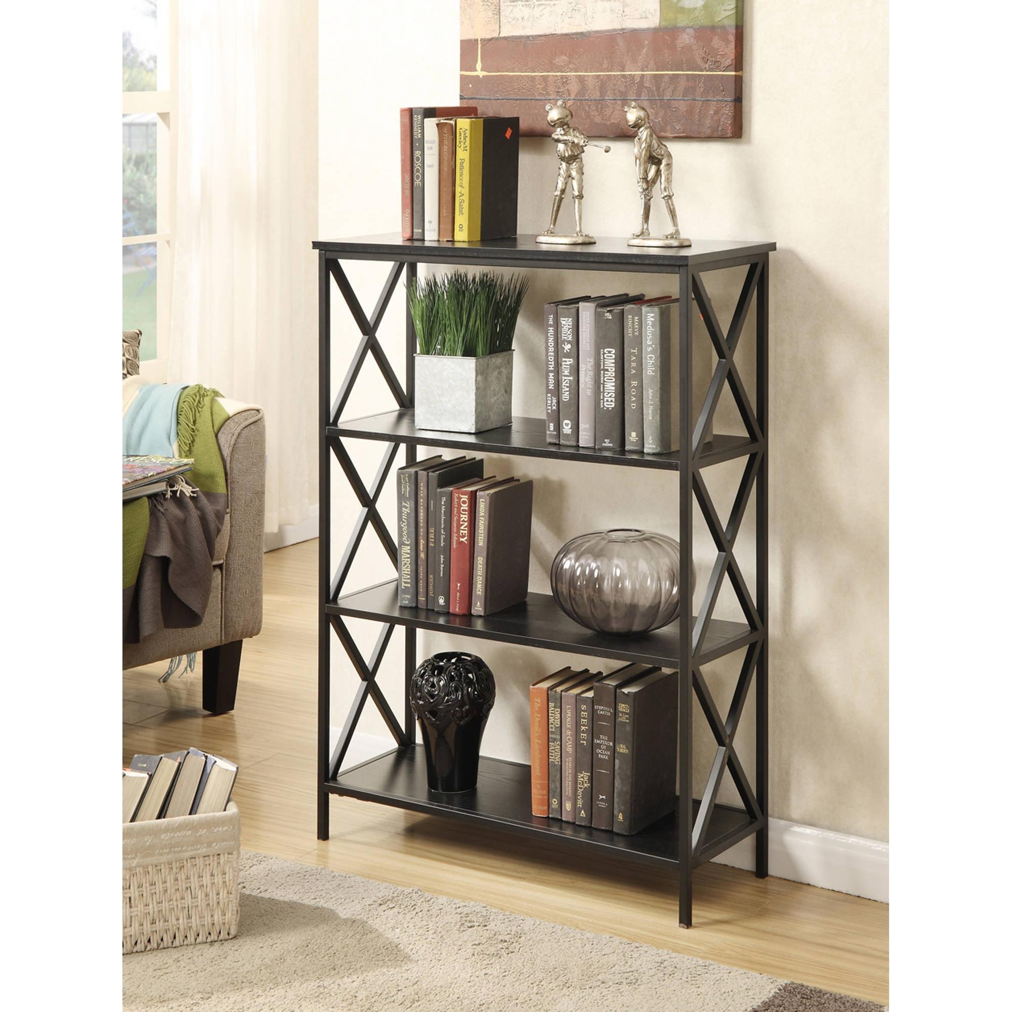 Convenience Concepts Tucson 4-Tier Bookcase