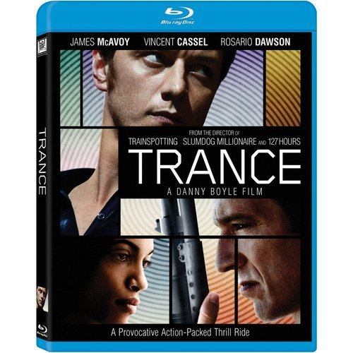 Trance (Blu-ray) (With INSTAWATCH) (Anamorphic Widescreen)