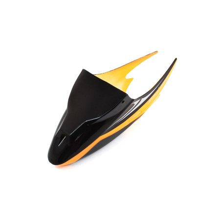 RC 8088 Helicopter Protector Head Cover Headcover Yellow Black - image 2 de 3