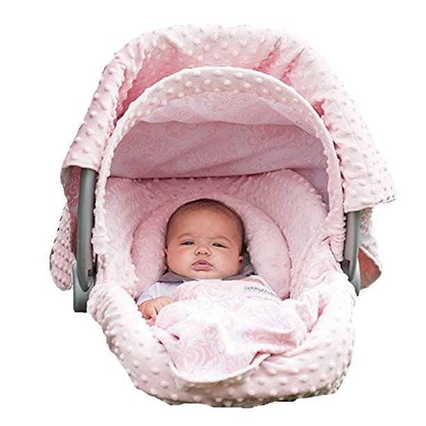 Carseat Canopy 5 Pc Whole Caboodle Angelina Baby Infant Car Seat